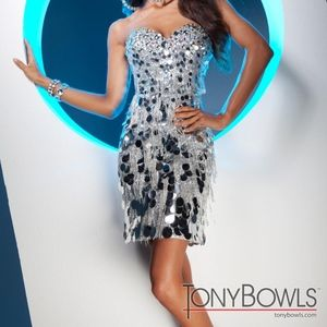 Prom Dress/ Cocktail Formal/ Homecoming Dress